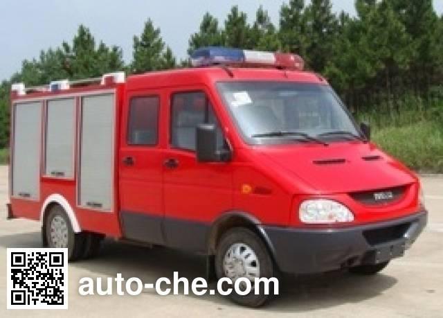 赛沃牌SHF5040TXFJY36抢险救援消防车