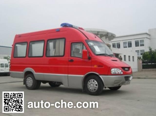 赛沃牌SHF5042TXFJY24抢险救援消防车