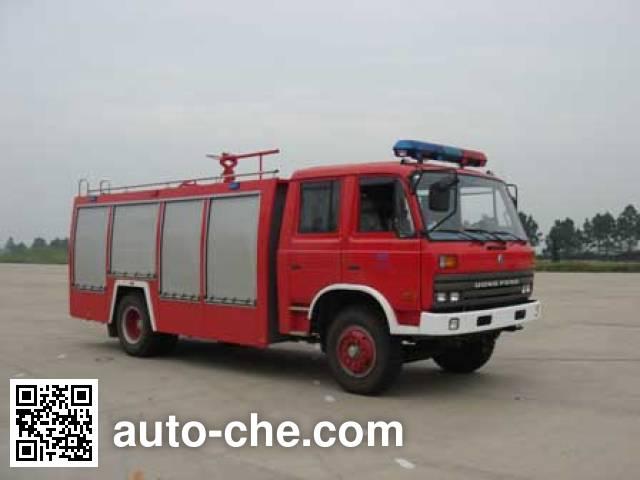 Saiwo SHF5130TXFFE24 пожарный автомобиль порошкового тушения сухим диоксидом углерода