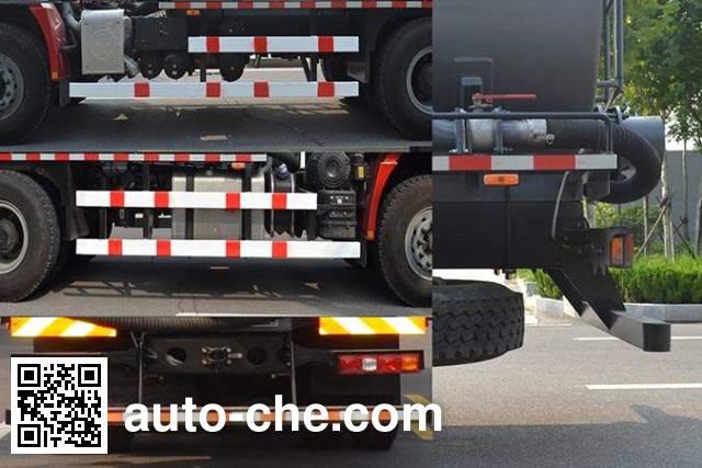 Shengli Highland SHL5250GXW sewage suction truck