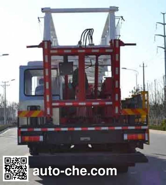 Shengli Highland SHL5380TXJ well-workover rig truck