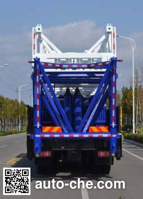 Shengli Highland SHL5830TXJ well-workover rig truck