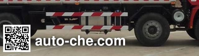Shacman SHN5310GYYPR466 oil tank truck