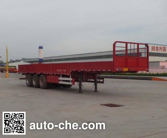 Liangsheng SHS9400E dropside trailer