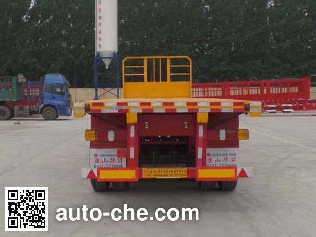 Liangsheng SHS9400TPB flatbed trailer