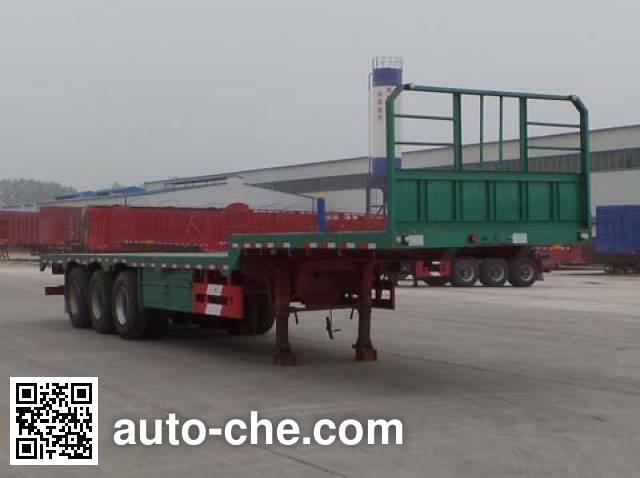 Liangsheng SHS9400TPBE flatbed trailer