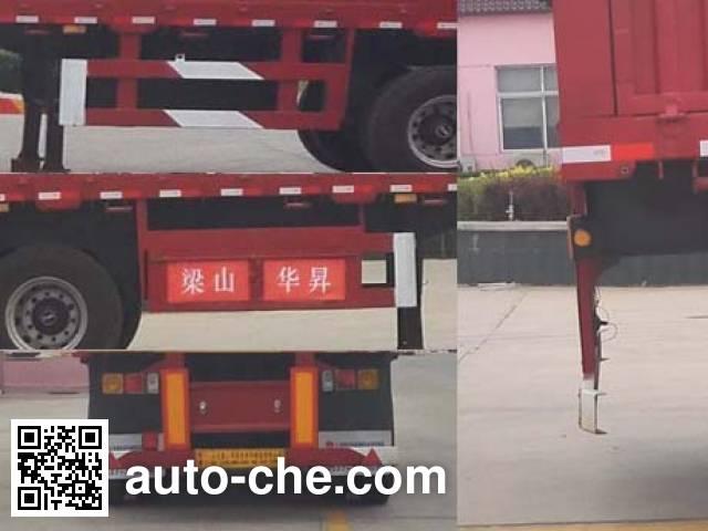 Liangsheng SHS9401 dropside trailer