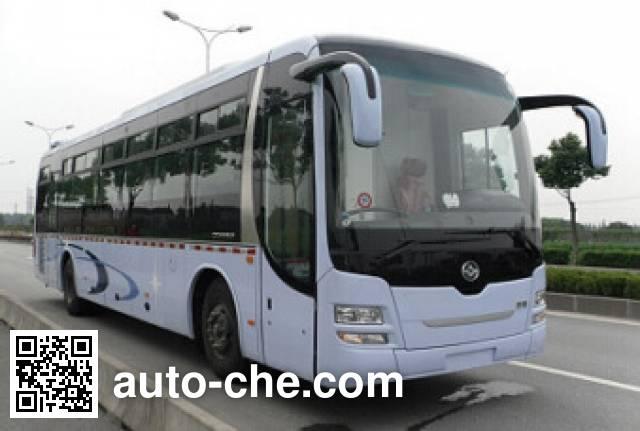 Shanghuan SHW5180XCS toilet vehicle