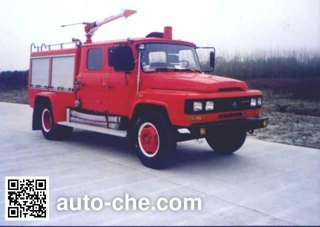 Shanghai SHX5090GXFPM33 foam fire engine