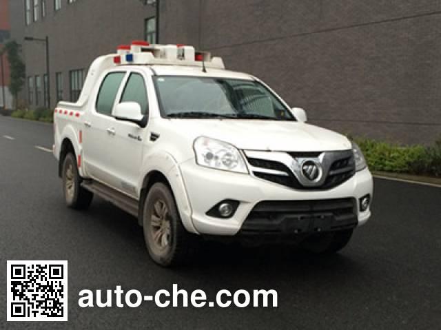 Jiabao SJB5030XKC investigation team car