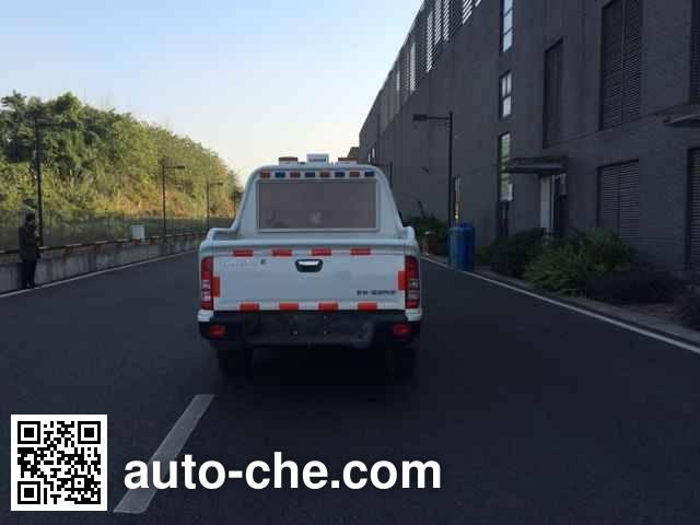 Jiabao SJB5031XKC investigation team car