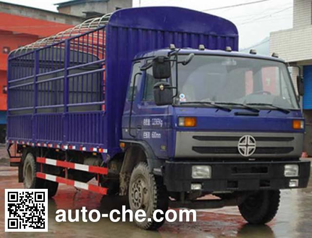嘉宝牌SJB5120GCLSYZ仓栅式运输汽车