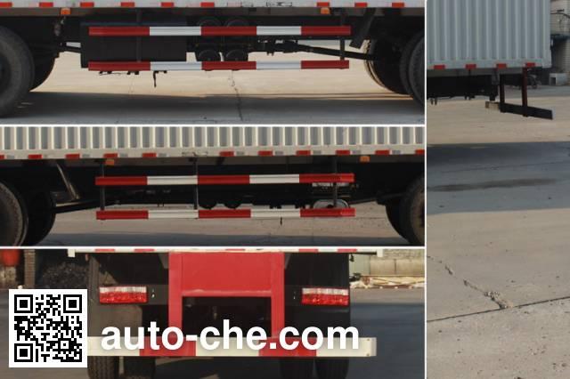 Jiabao SJB5251XXY box van truck