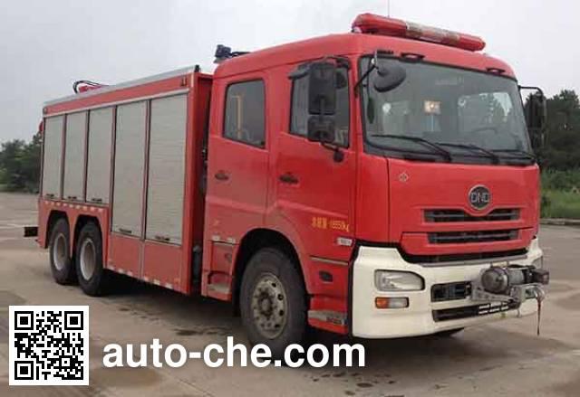 Jieda Fire Protection SJD5190TXFJY75/U fire rescue vehicle
