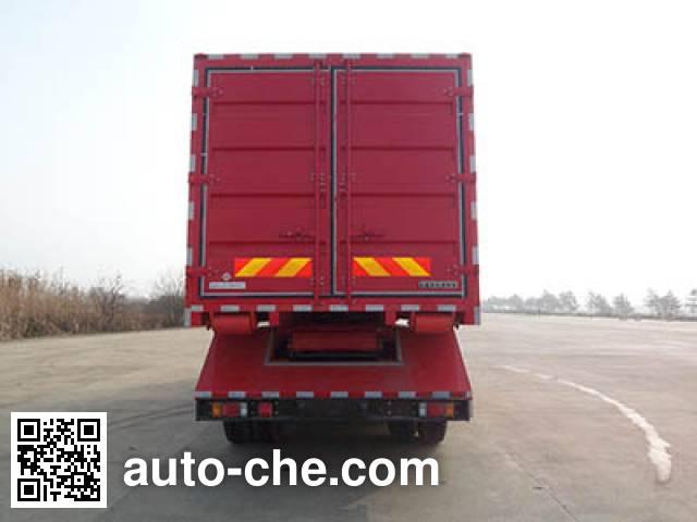 Jieda Fire Protection SJD5240TXFZX140W1/3 hydraulic hooklift hoist fire truck
