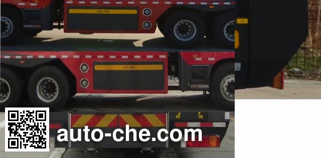 捷达消防牌SJD5300GXFPM160/U泡沫消防车