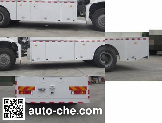 Hangtian SJH5140XDY мобильная электростанция на базе автомобиля