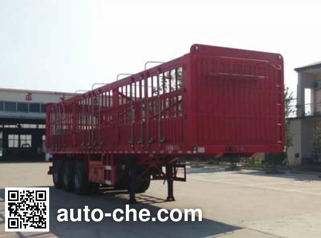 Henglian SJS9401CCY stake trailer