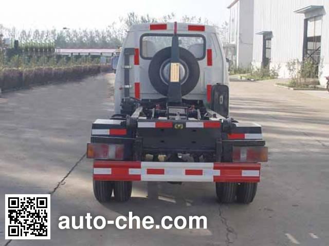 Starry SJT5042ZXX detachable body garbage truck