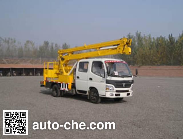 Starry SJT5060GKZ14 aerial work platform truck