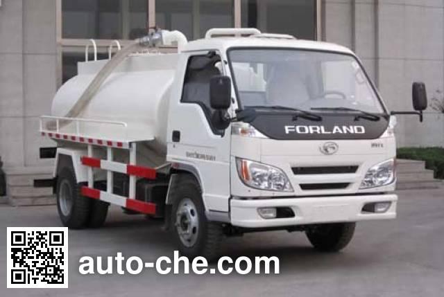 Starry SJT5081GXW sewage suction truck