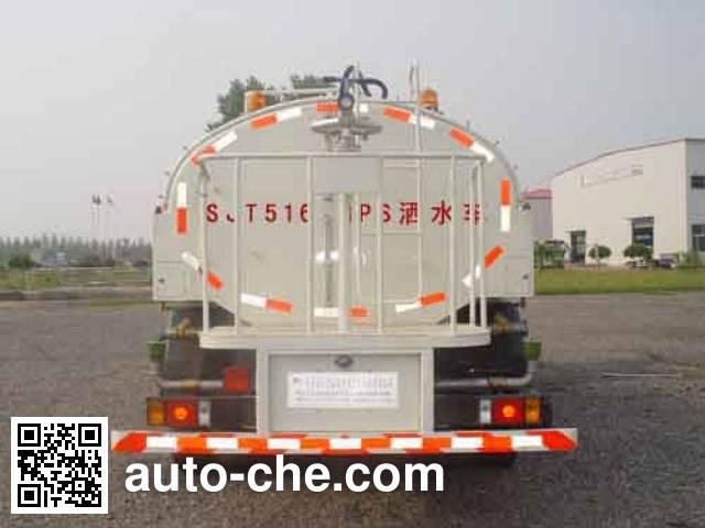 Starry SJT5160GPS sprinkler machine (water tank truck)