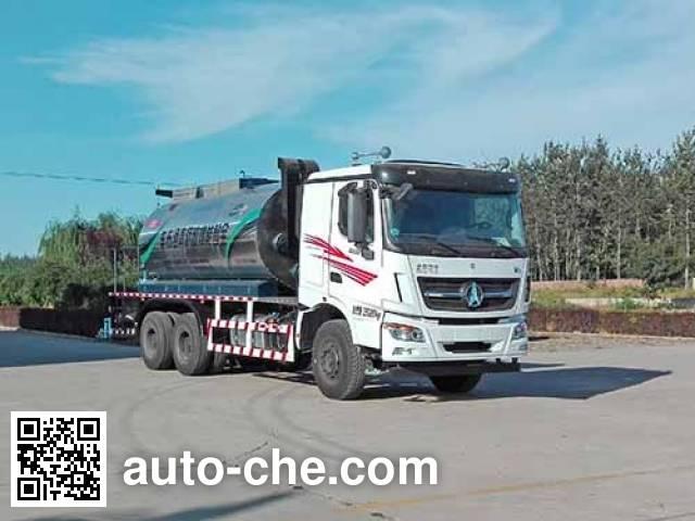 思嘉特牌SJT5254GLQ-G5沥青洒布车