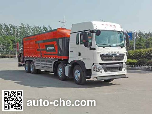 Starry SJT5310TFC-G5 slurry seal coating truck