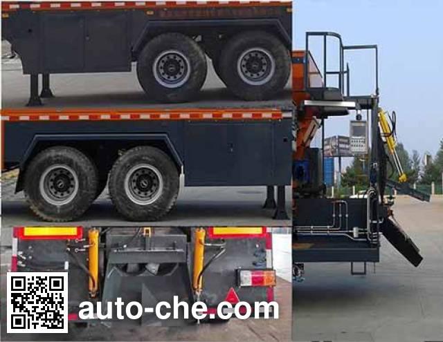Starry SJT9350TFC synchronous chip sealer trailer