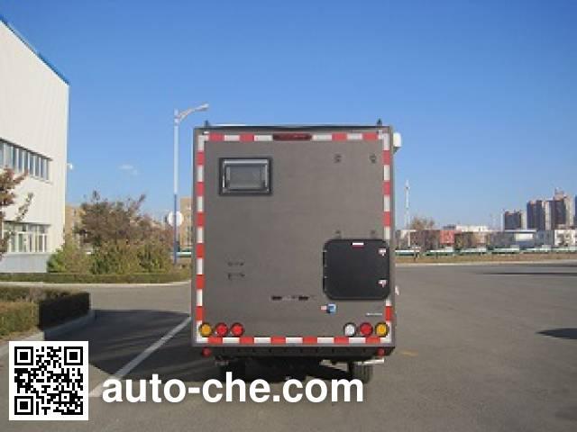 巨威牌SJW5032XLJQ4旅居车