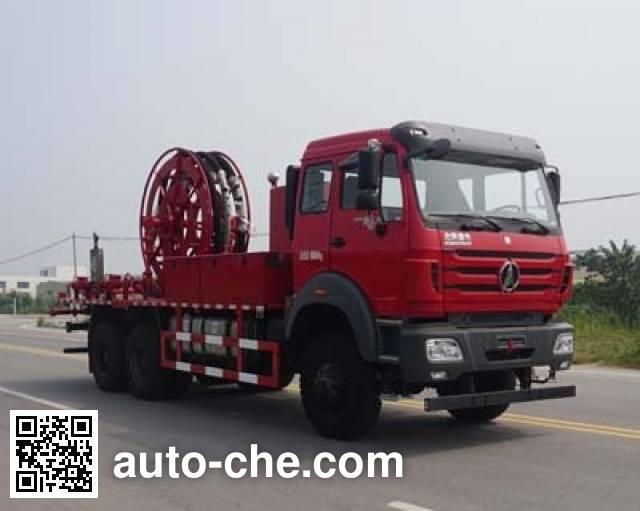 Sinopec SJ Petro SJX5180TGH cementing manifold truck
