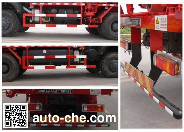 Sinopec SJ Petro SJX5252TGJ cementing truck
