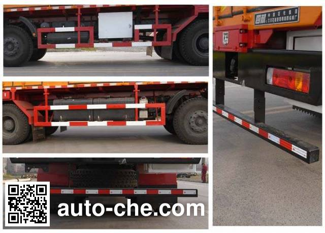 Sinopec SJ Petro SJX5310TDF nitrogen generating plant truck