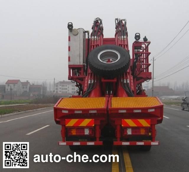 Sinopec SJ Petro SJX5320THS sand blender truck