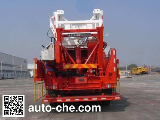 Sinopec SJ Petro SJX5430TXJ350 well-workover rig truck
