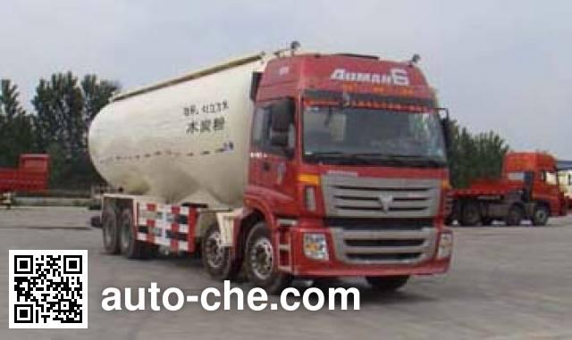 Kaiwu SKW5313GFLBJ charcoal powder transport truck