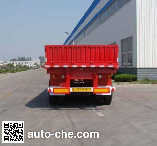 Shengrun SKW9381 dropside trailer