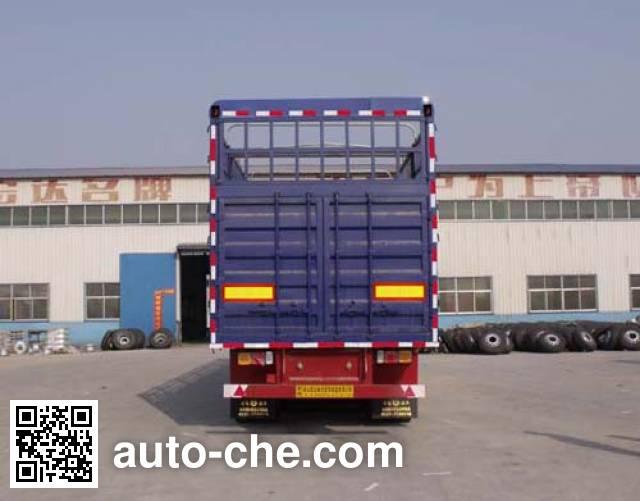 Shengrun SKW9400CCQ animal transport trailer