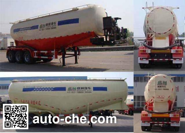 Shengrun SKW9409GXH ash transport trailer