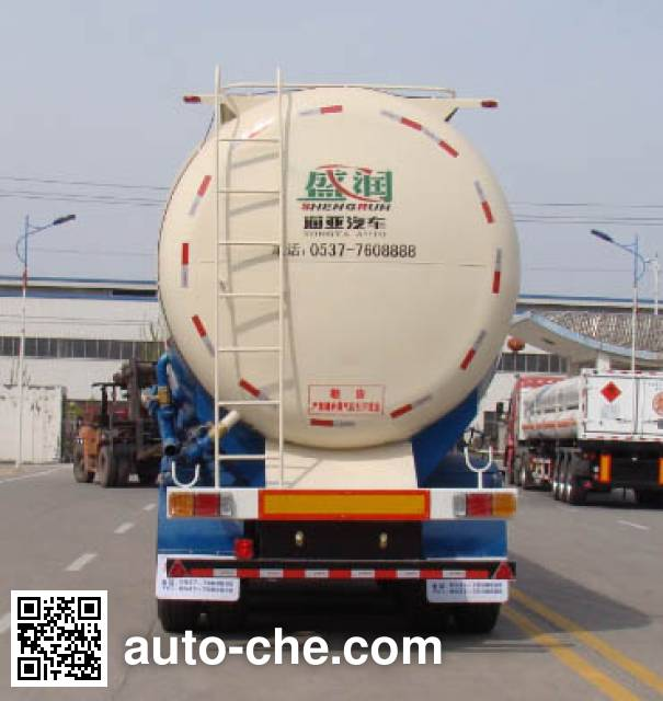 Shengrun SKW9401GFL bulk powder trailer