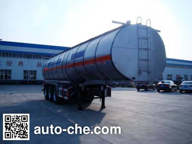 Shengrun SKW9401GLY liquid asphalt transport tank trailer