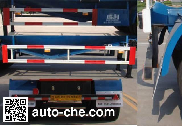 Shengrun SKW9402GFLC low-density bulk powder transport trailer