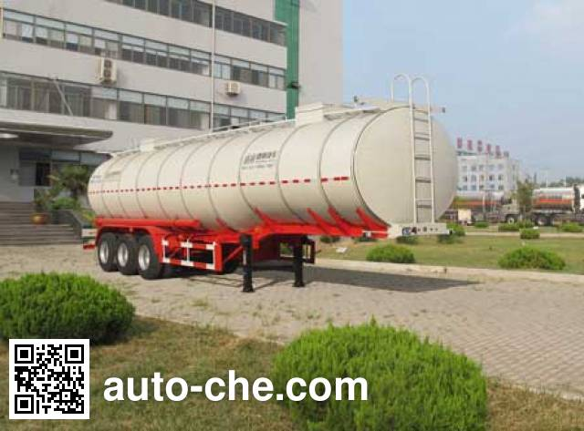 Shengrun SKW9402GSY edible oil transport tank trailer