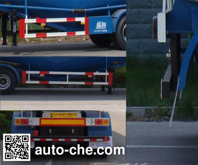 Shengrun SKW9402GXHB ash transport trailer