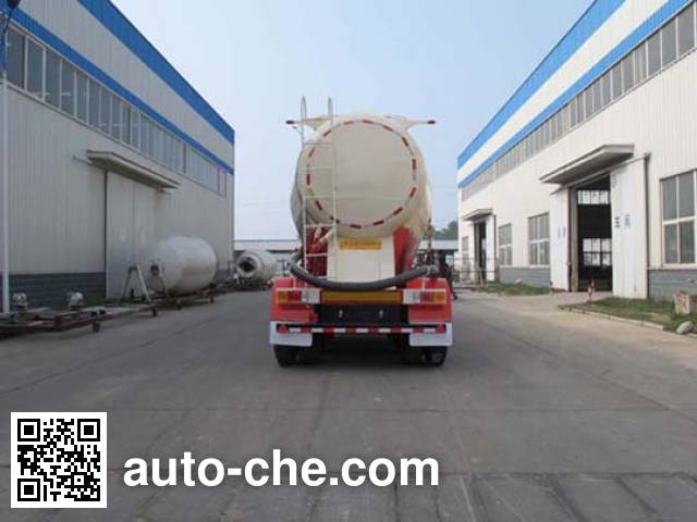 Shengrun SKW9403GFLA medium density bulk powder transport trailer