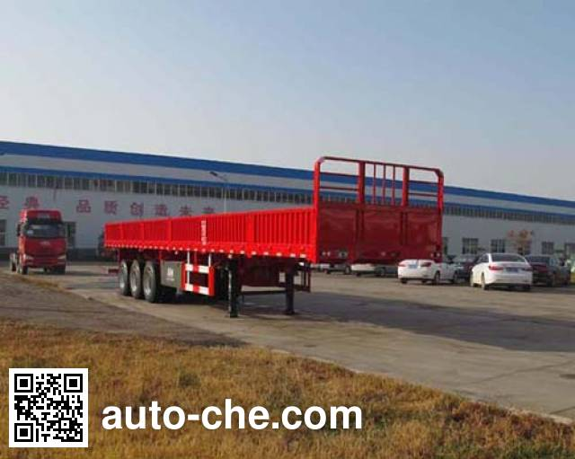 Shengrun SKW9404 dropside trailer