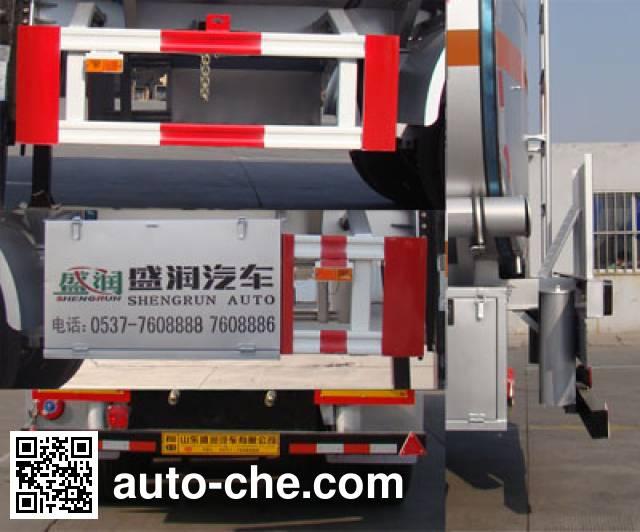 Shengrun SKW9404GYYA oil tank trailer