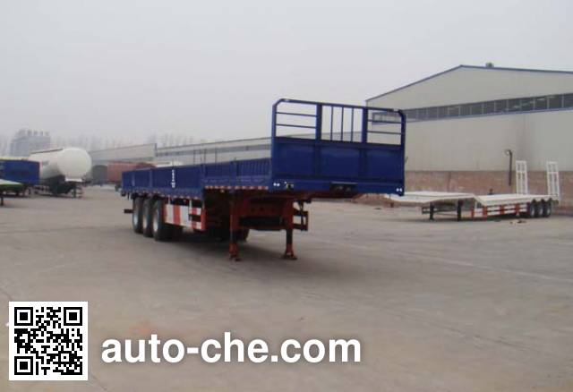 Shengrun SKW9405 dropside trailer