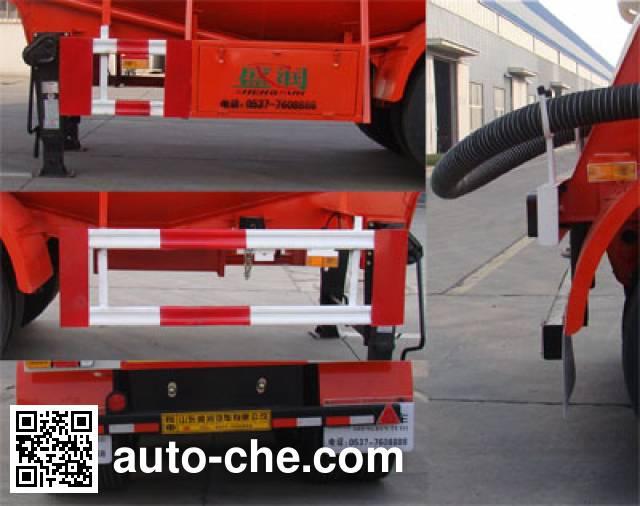 Shengrun SKW9405GFLA medium density bulk powder transport trailer