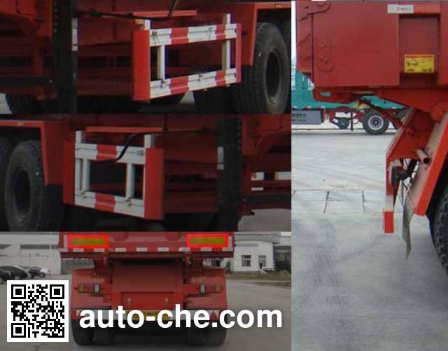 Shengrun SKW9405ZZX dump trailer
